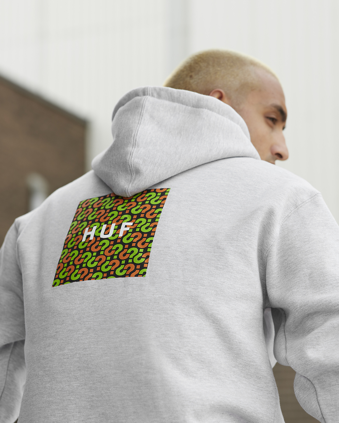 We've teamed up with HUF for an exclusive apparel collection