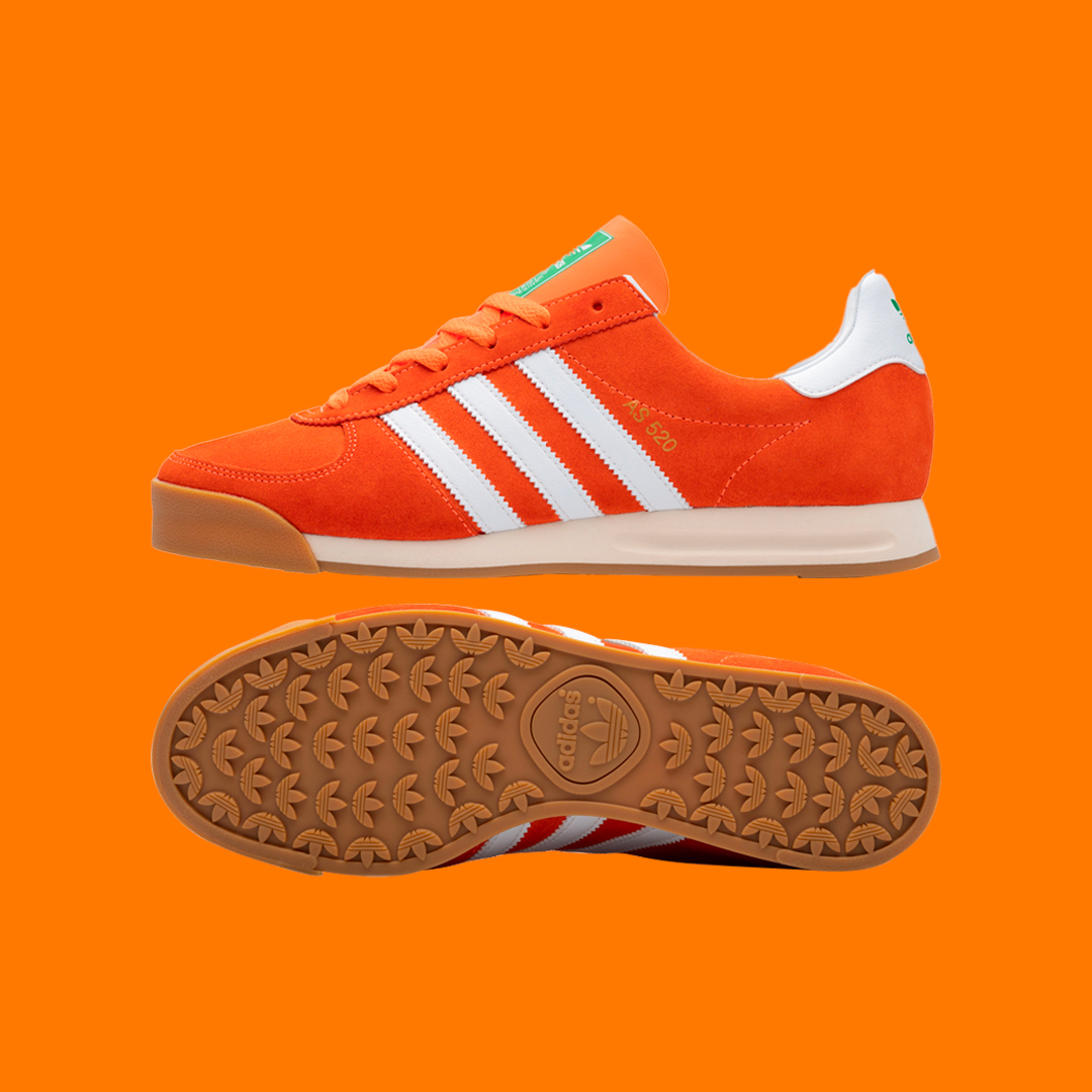 adidas Originals AS 520 Euros Pack