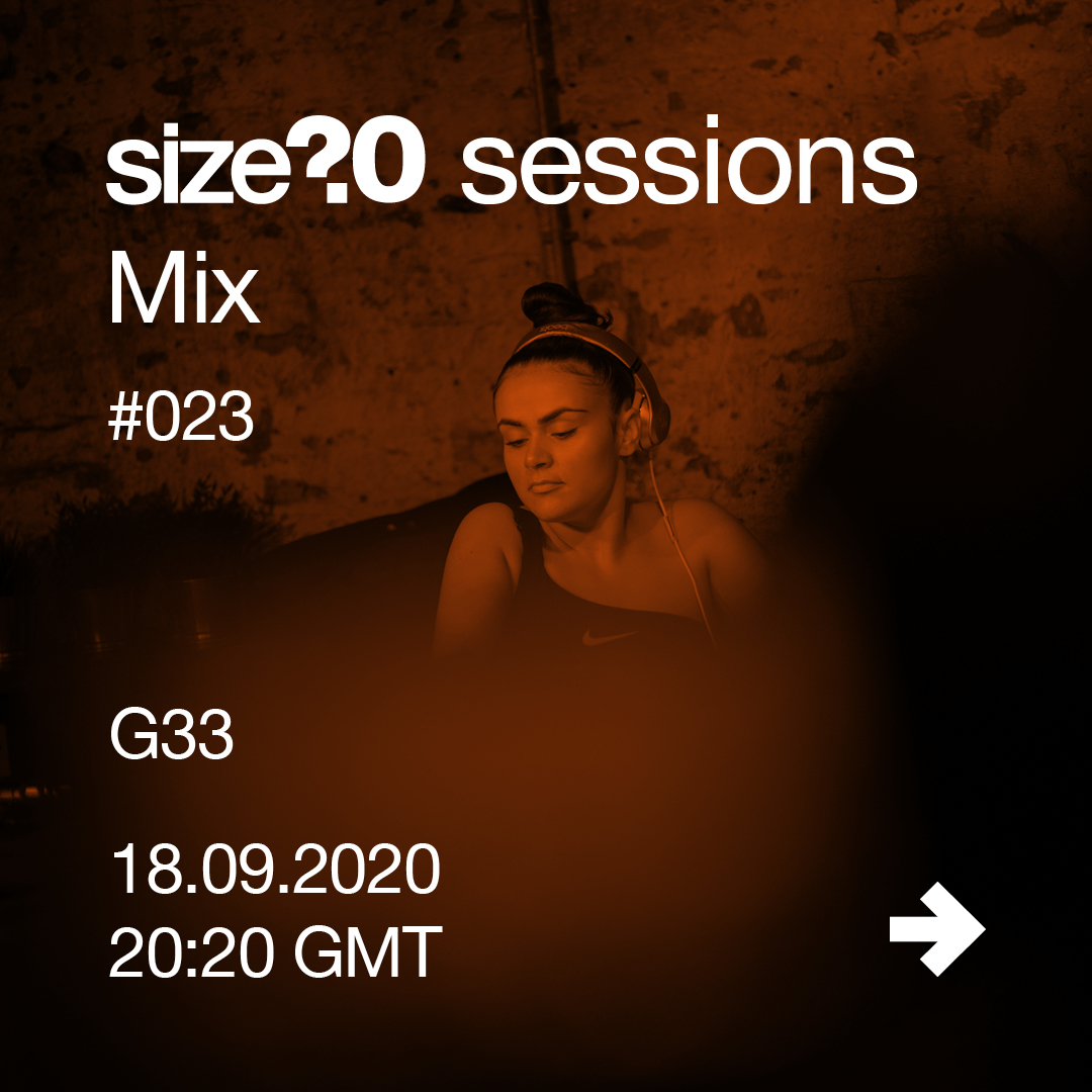 G33 size? sessions Mix