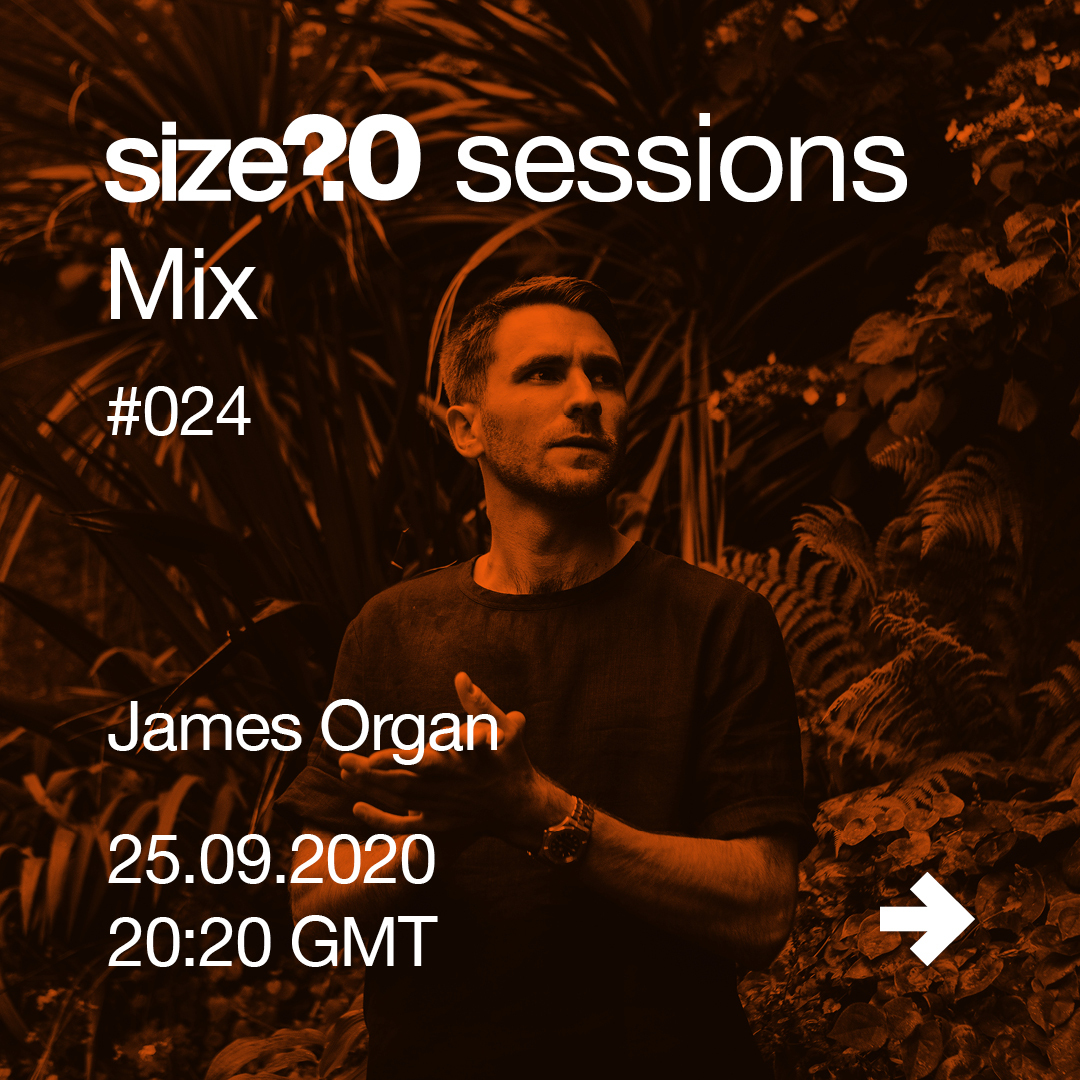 James Organ is stepping up for our next size? sessions Mix