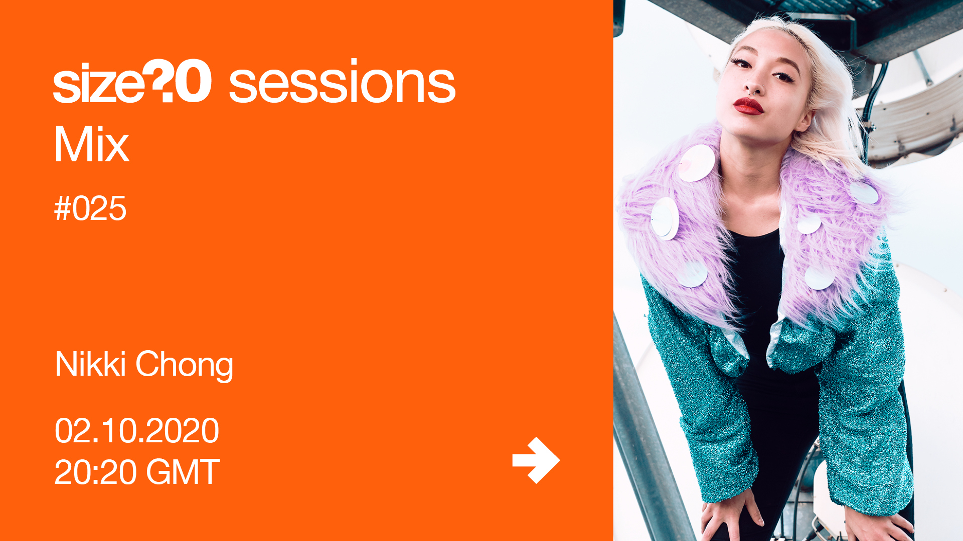 Nikki Chong size? sessions Mix
