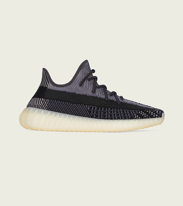 Enter the raffle for the YEEZY 350 Boost v2 'Carbon'