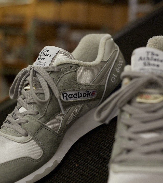 Our exclusive Reebok 'Inverted' pack continues with the GL 6000