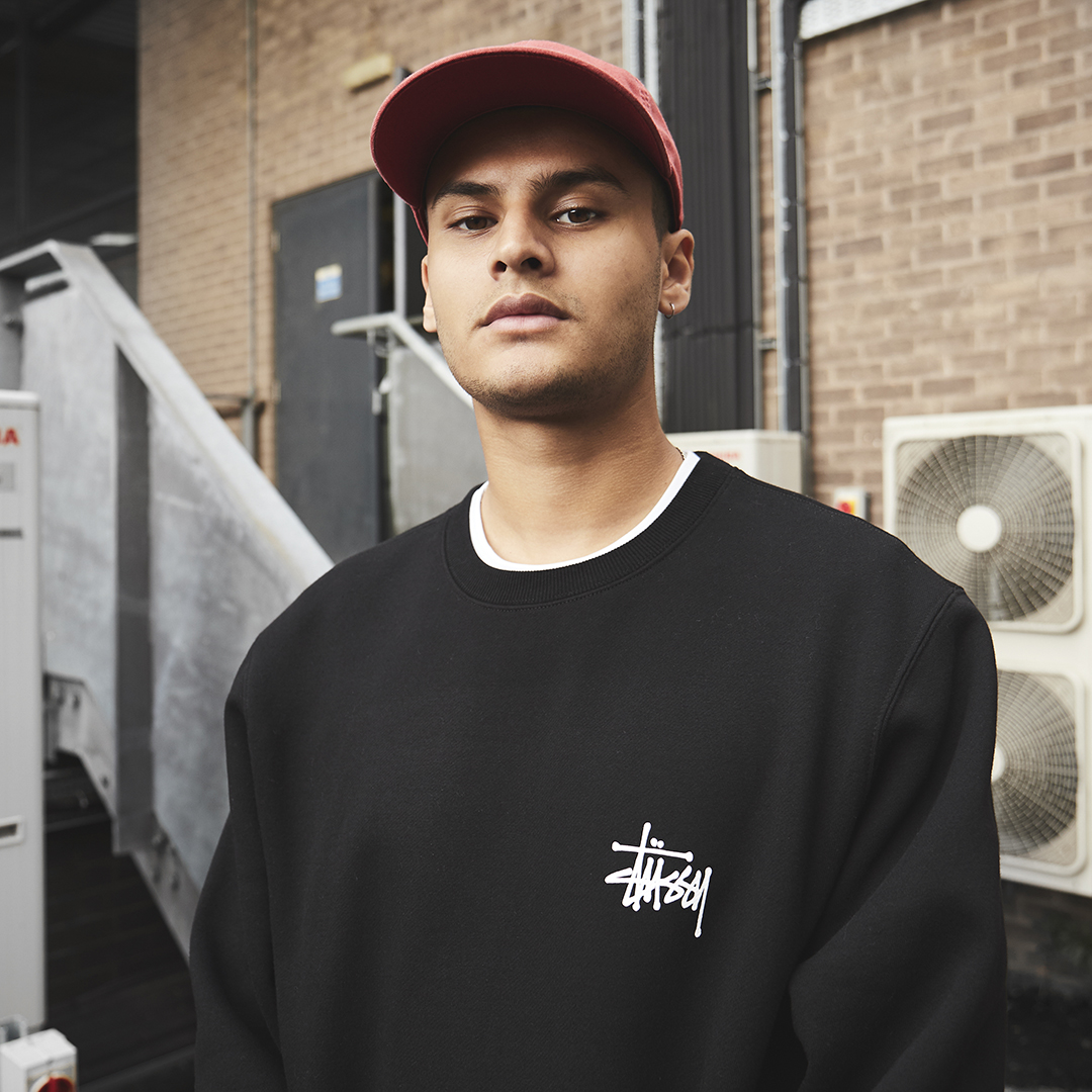 Check out Stussy's latest collection