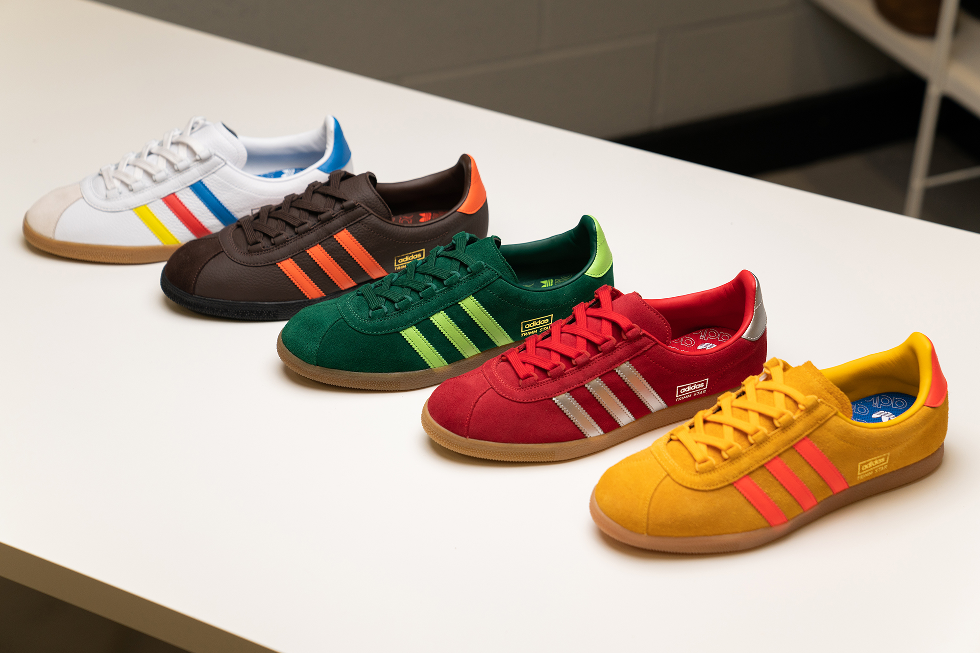size? x adidas Originals x Cream Training PT, Trimm Star 'The Lost Ones' and more – size? previews October 2020