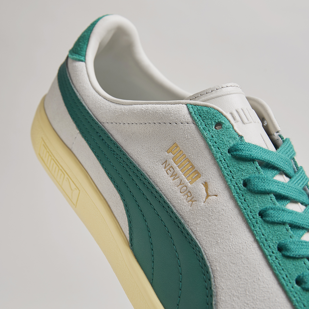 Our latest PUMA collaboration is an ode to New York