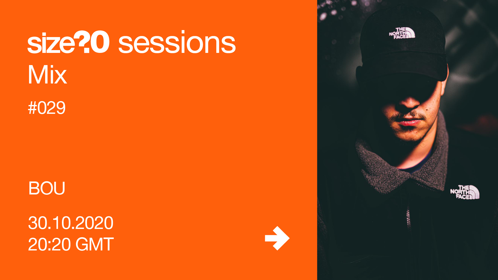 size? session Mix - Bou
