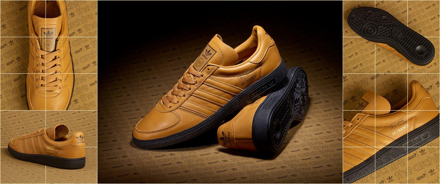 adidas original leather