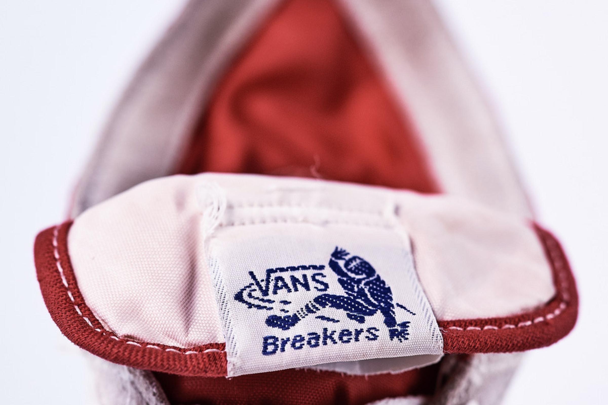 Vans Breakers