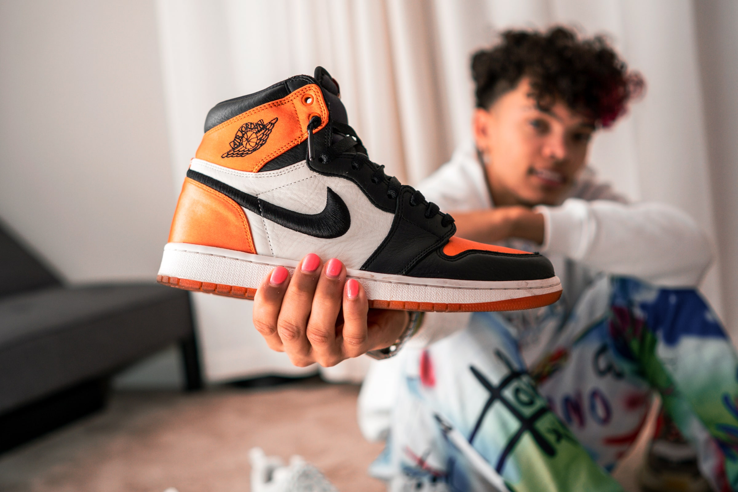 Air Jordan 1 High OG 'Shattered Backboard'