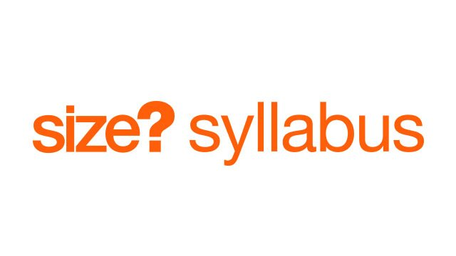 size? syllabus – working with our university & student communities