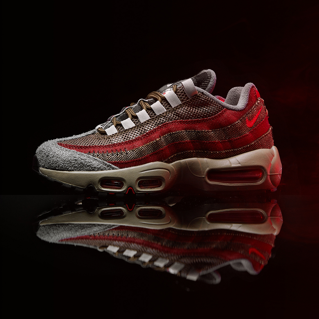 Nike's scare-fest continues with its Air Max 95 'Halloween'