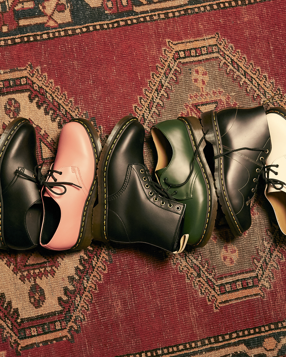 Dr. Martens: a brief history of subcultures and self-expression