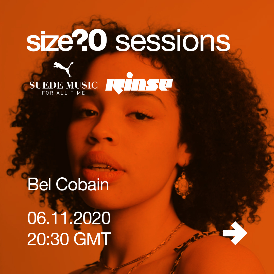 size? sessions Mix #30 Bel Cobain