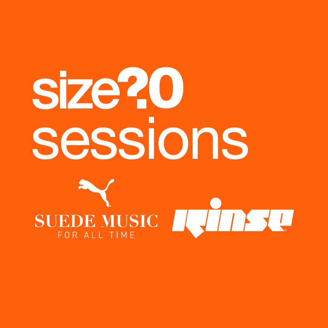 Our latest size? sessions Mix sees us link up with PUMA & Rinse to showcase Jossy Mitsu, IZCO & Bel Cobain