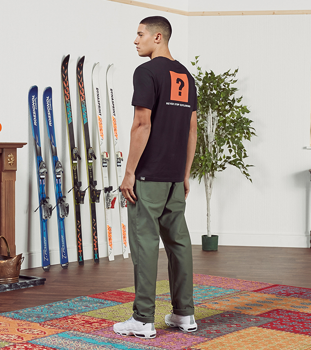 The North Face Steep Tech t-shirt - size? exclusive