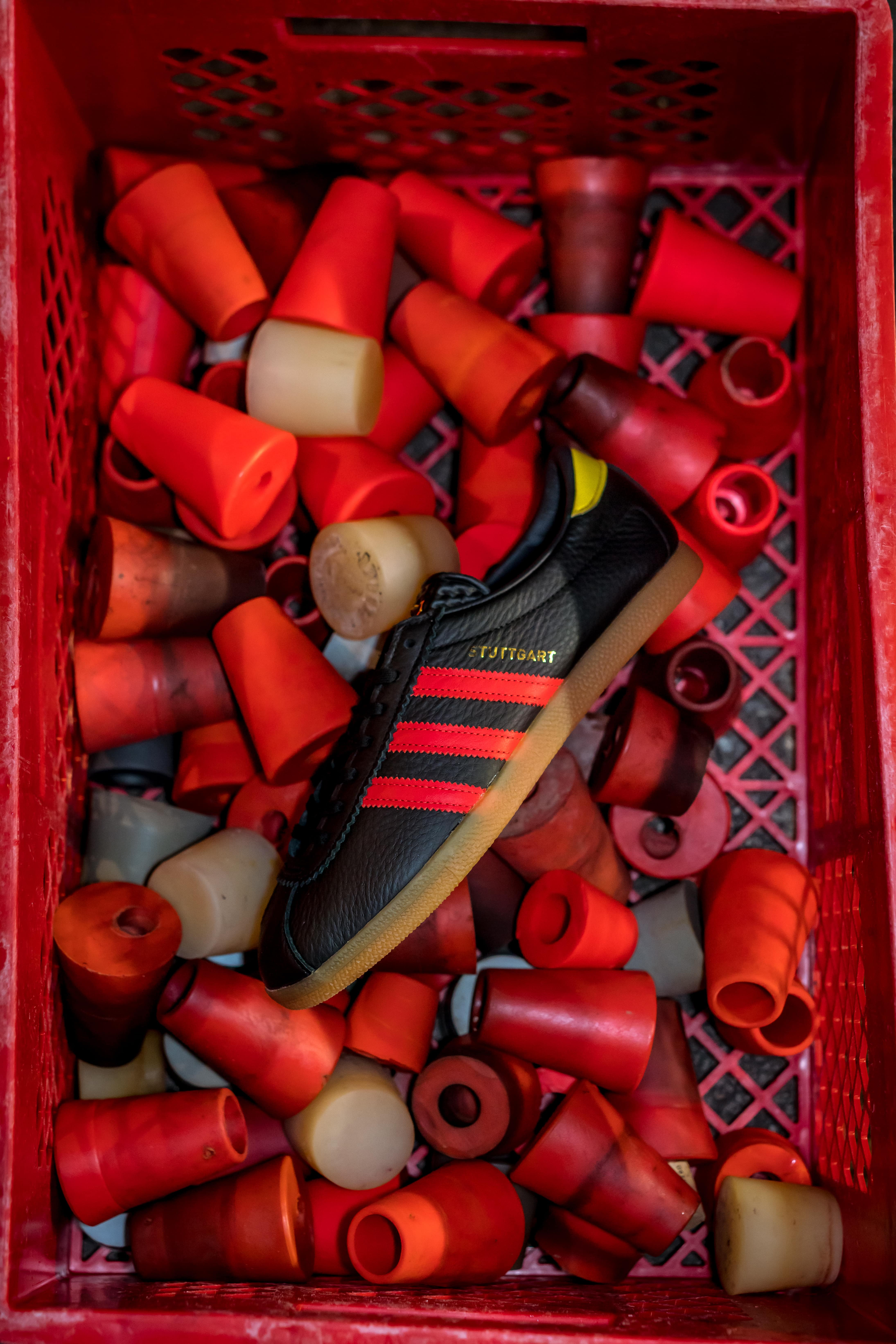 We're off to Stuttgart for our next adidas Originals Anniversary City Series release