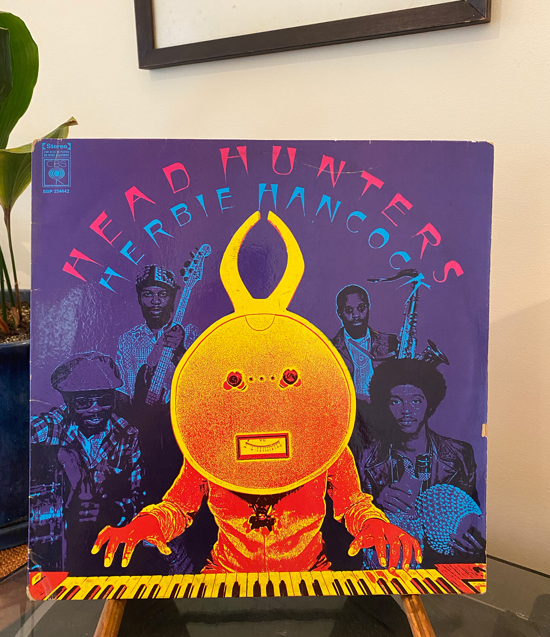 Herbie Hancock - Headhunters
