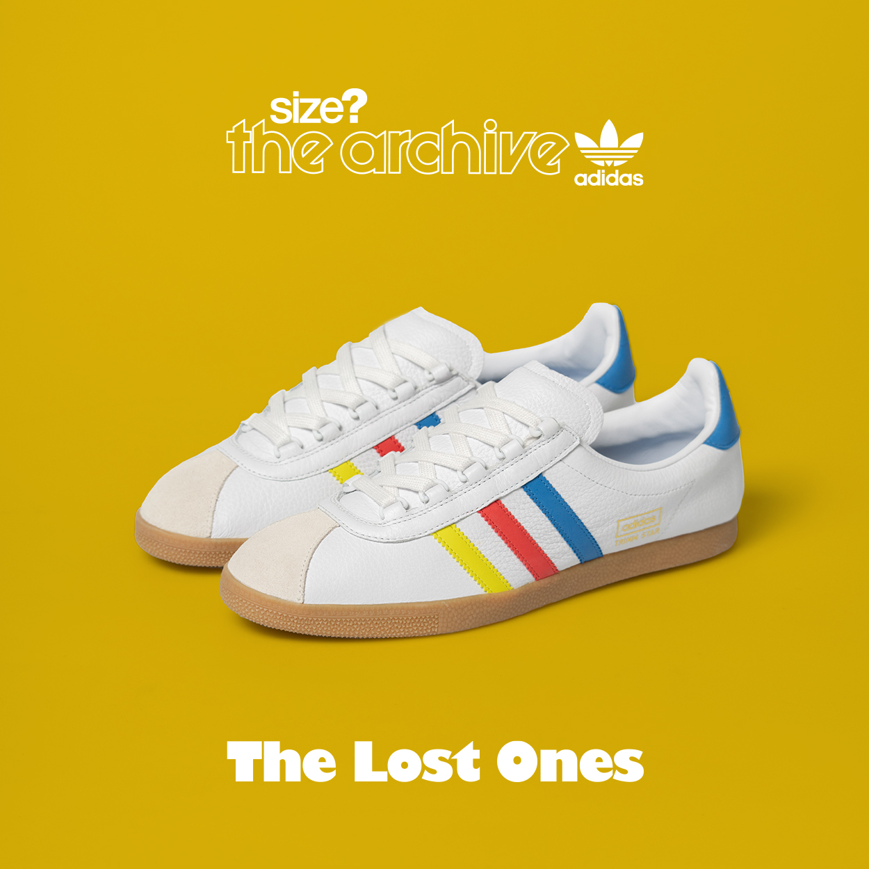 Our adidas Originals 'The Lost Ones' series kicks off with the Trimm Star 'Archer'