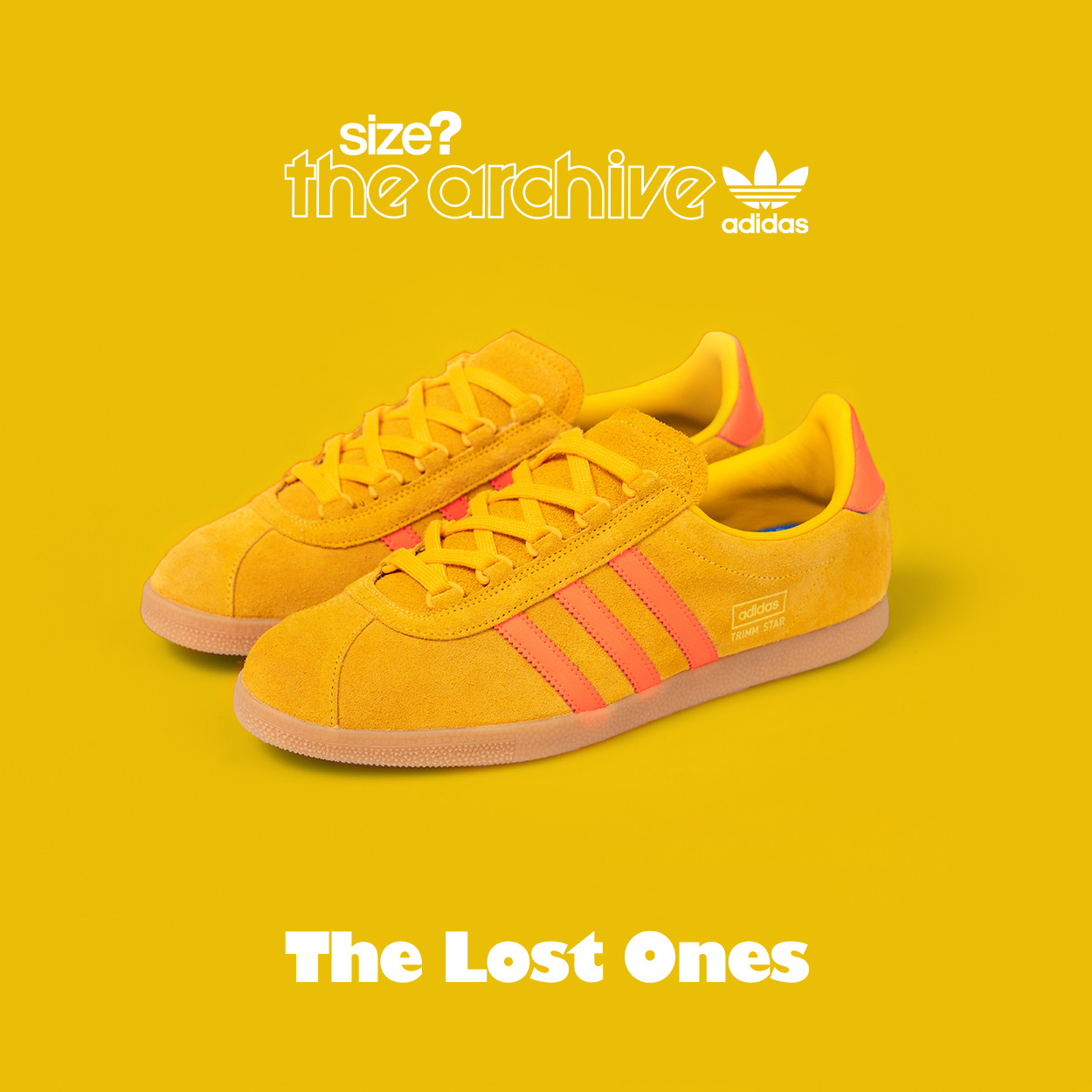 The mysterious 'Unknown' joins our adidas Originals 'The Lost Ones' Trimm Star series