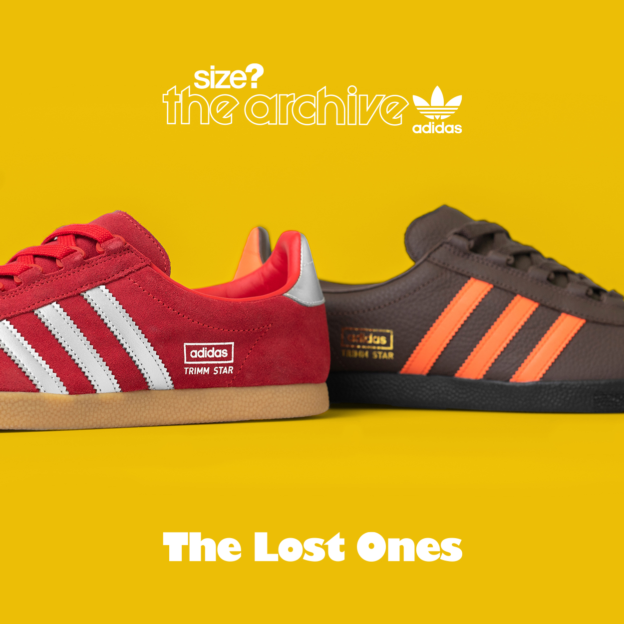 The last two Trimm Stars in our adidas Originals 'The Lost Ones' series nod to Guam and San Francisco