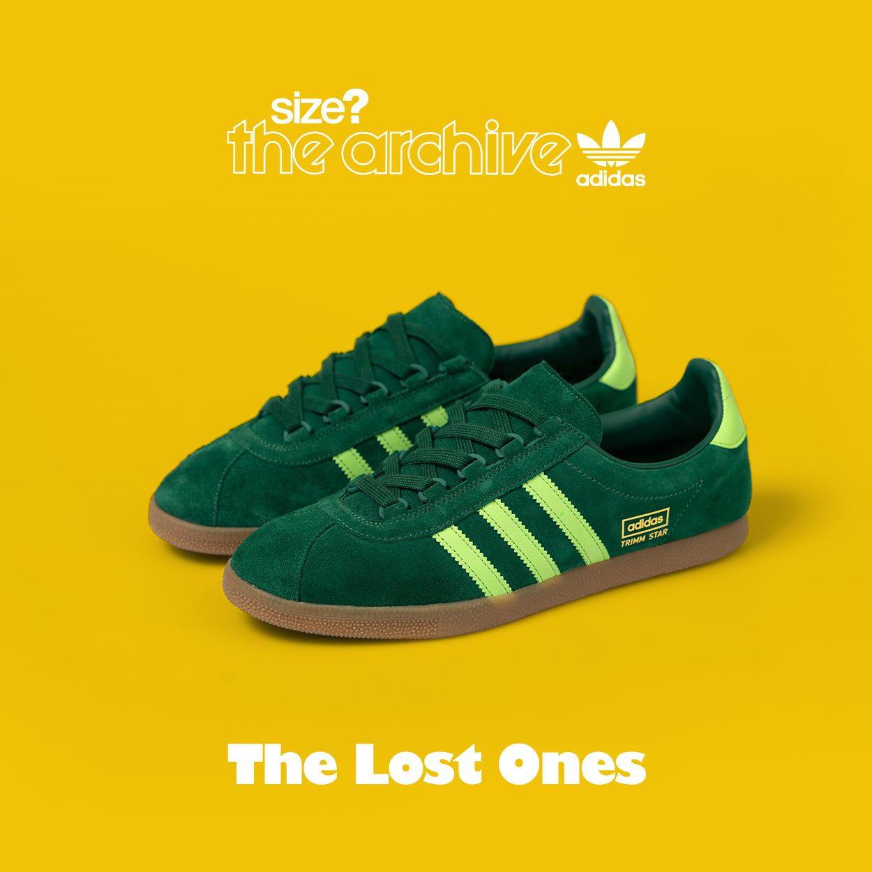 Our adidas Originals 'The Lost Ones