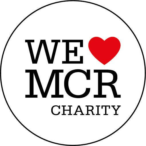 Our Nike Air Force 1 'Manchester' is raising funds for We Love MCR's 'Rising Star' initiative