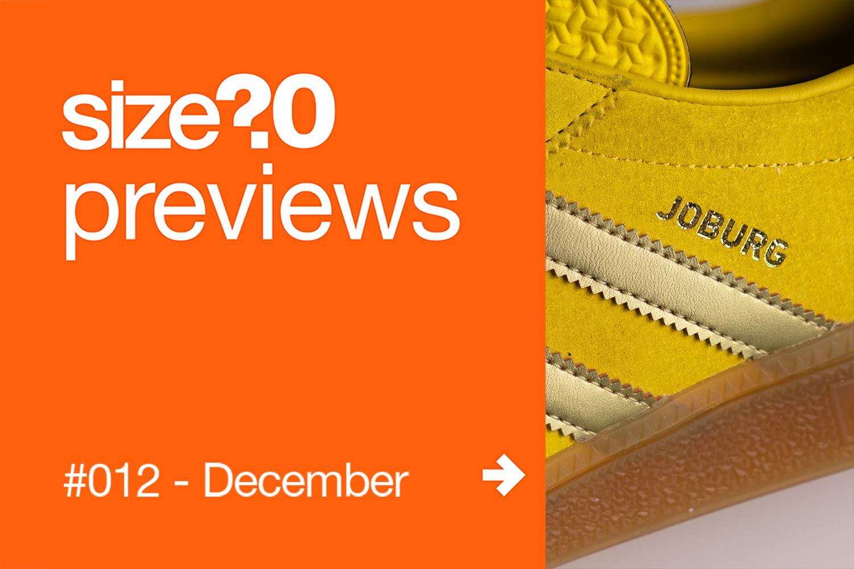 adidas Originals 'Joburg', Reebok Club C 'Kit-Cat Clock' and more – size? previews – December 2020