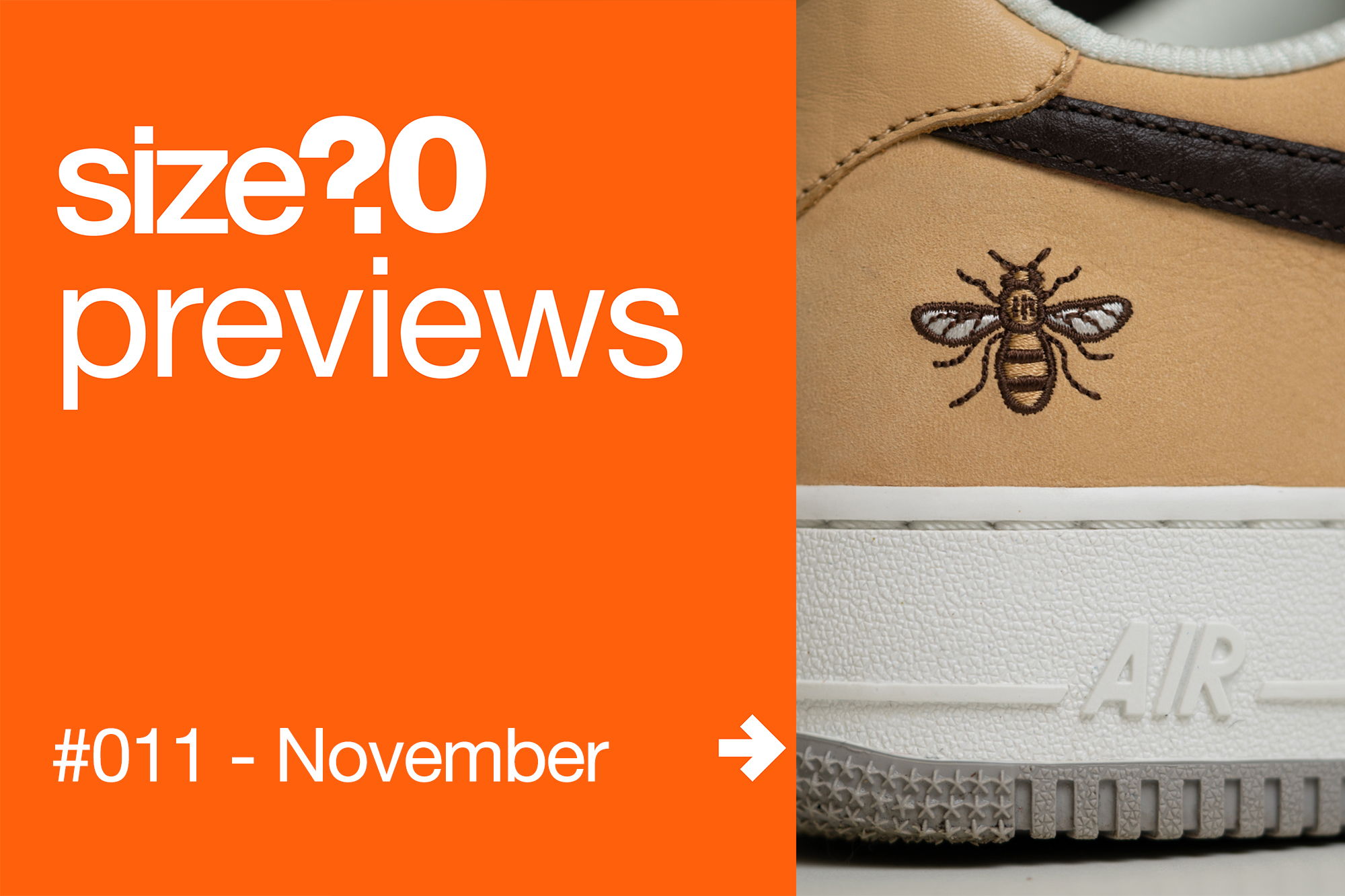 Nike Air Force 1 'Manchester', adidas Originals Stuttgart and more – size? previews – November 2020