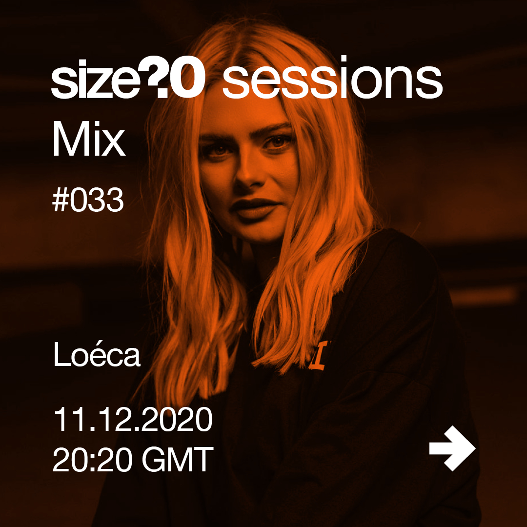 We caught up with our 33rd size? sessions Mix guest Loéca