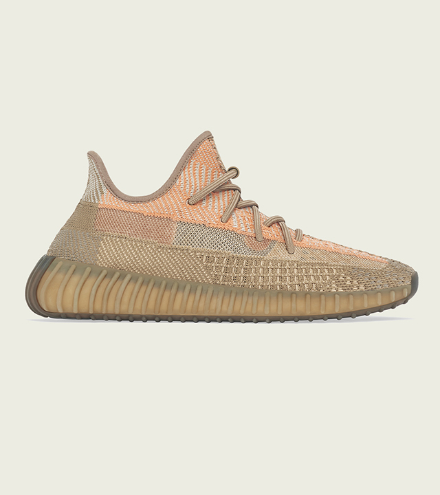 The adidas YEEZY Boost 350 v2 'Sand Taupe' is another nature-inspired instalment to the series