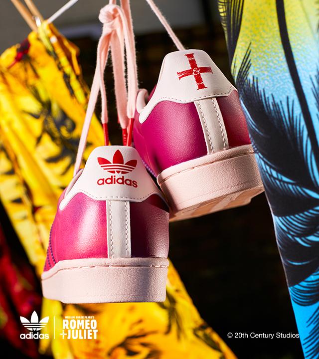 adidas x size? x Romeo + Juliet - Superstar 'Juliet'