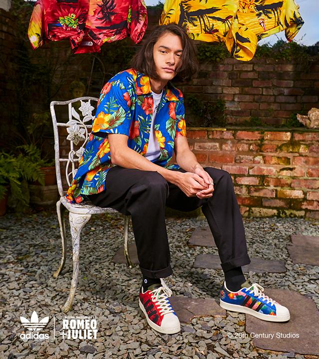 adidas x size? x Romeo + Juliet - Superstar Romeo