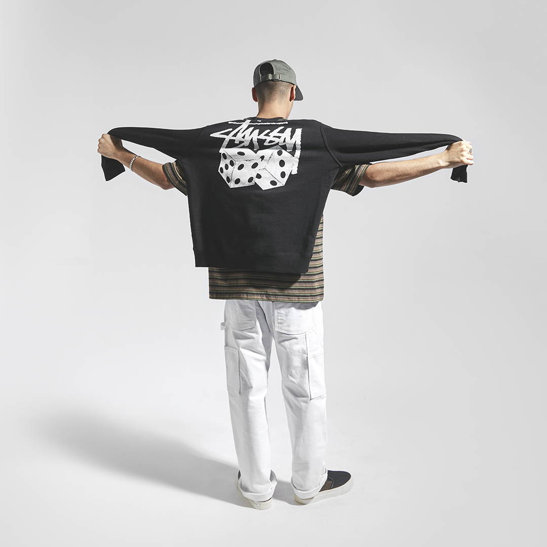 Take a look at Stussy's latest clothing collection