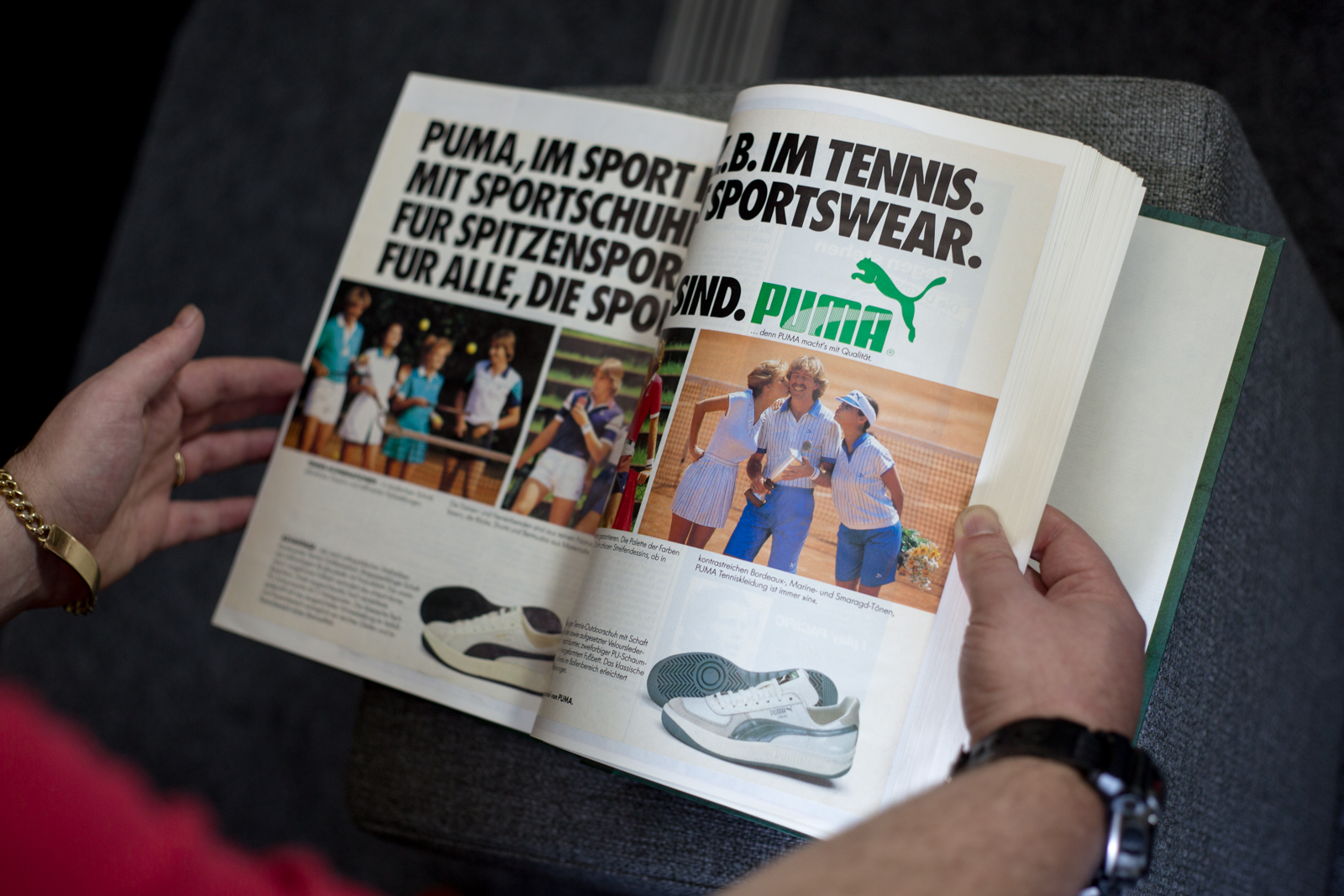 The way we wore – Neal Heard takes a retrospective look at PUMA on the '80s Terraces