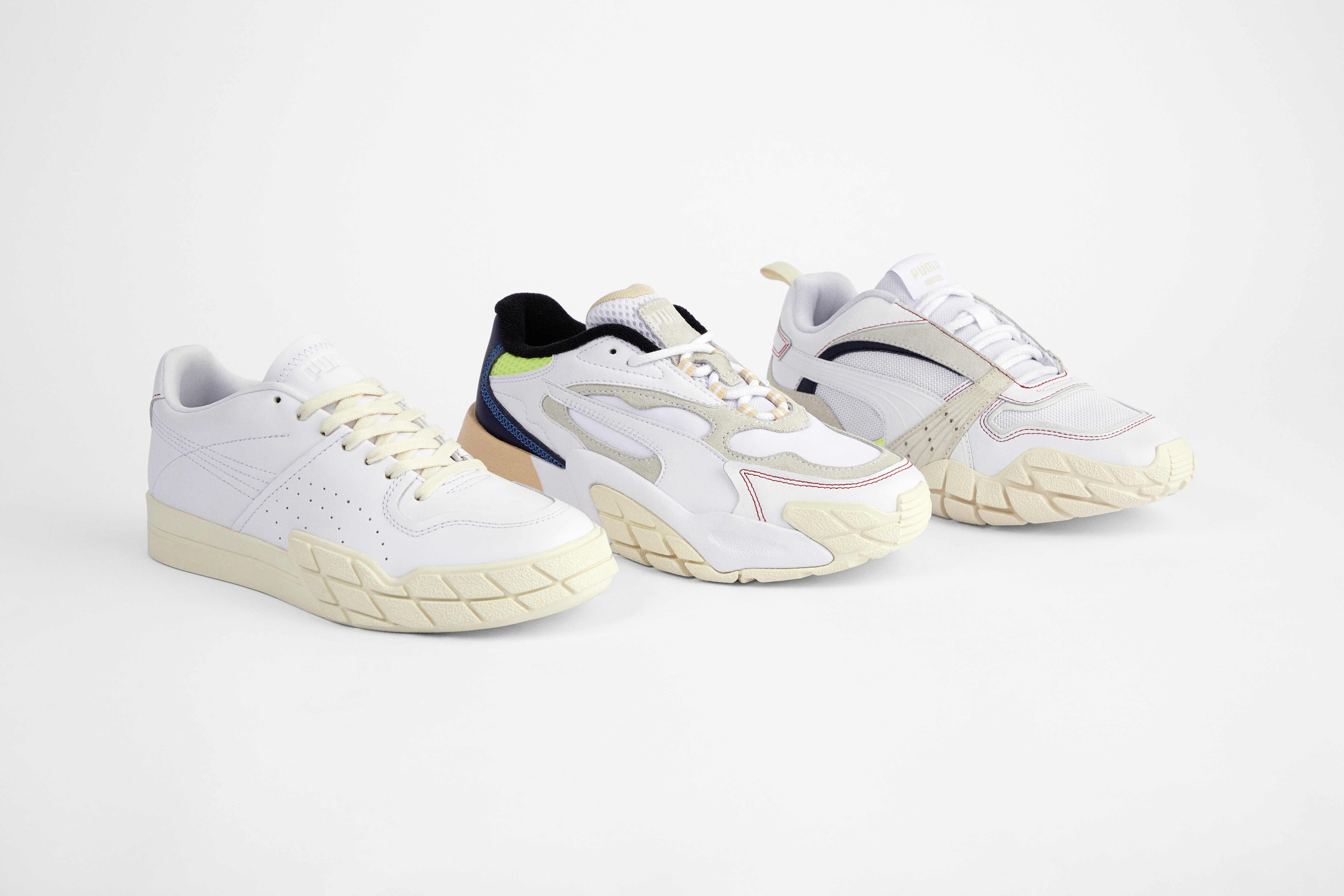 Learn some more about the PUMA Hedra
