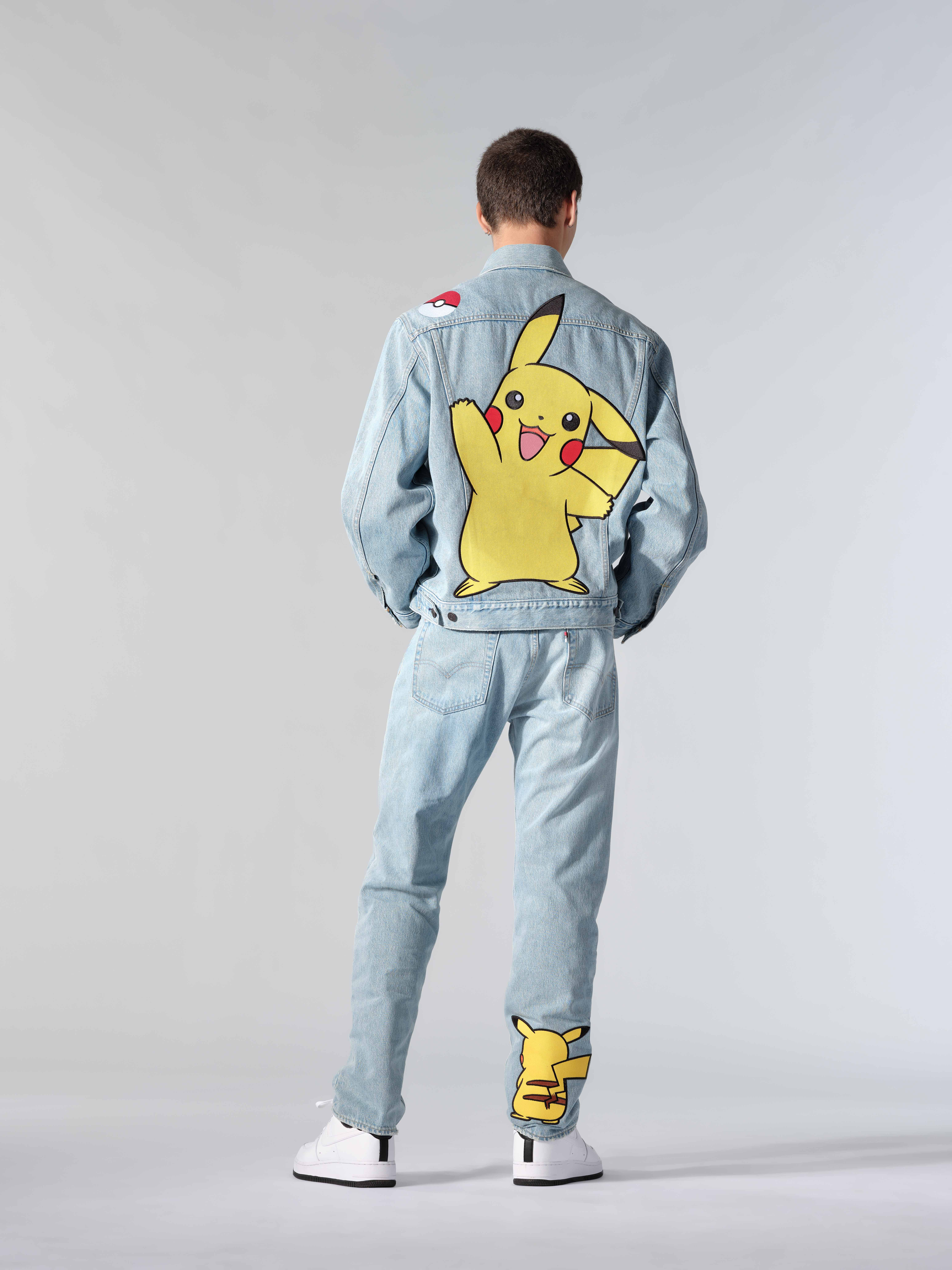 Levi's is celebrating 25 years of Pokémon with this exclusive collaboration