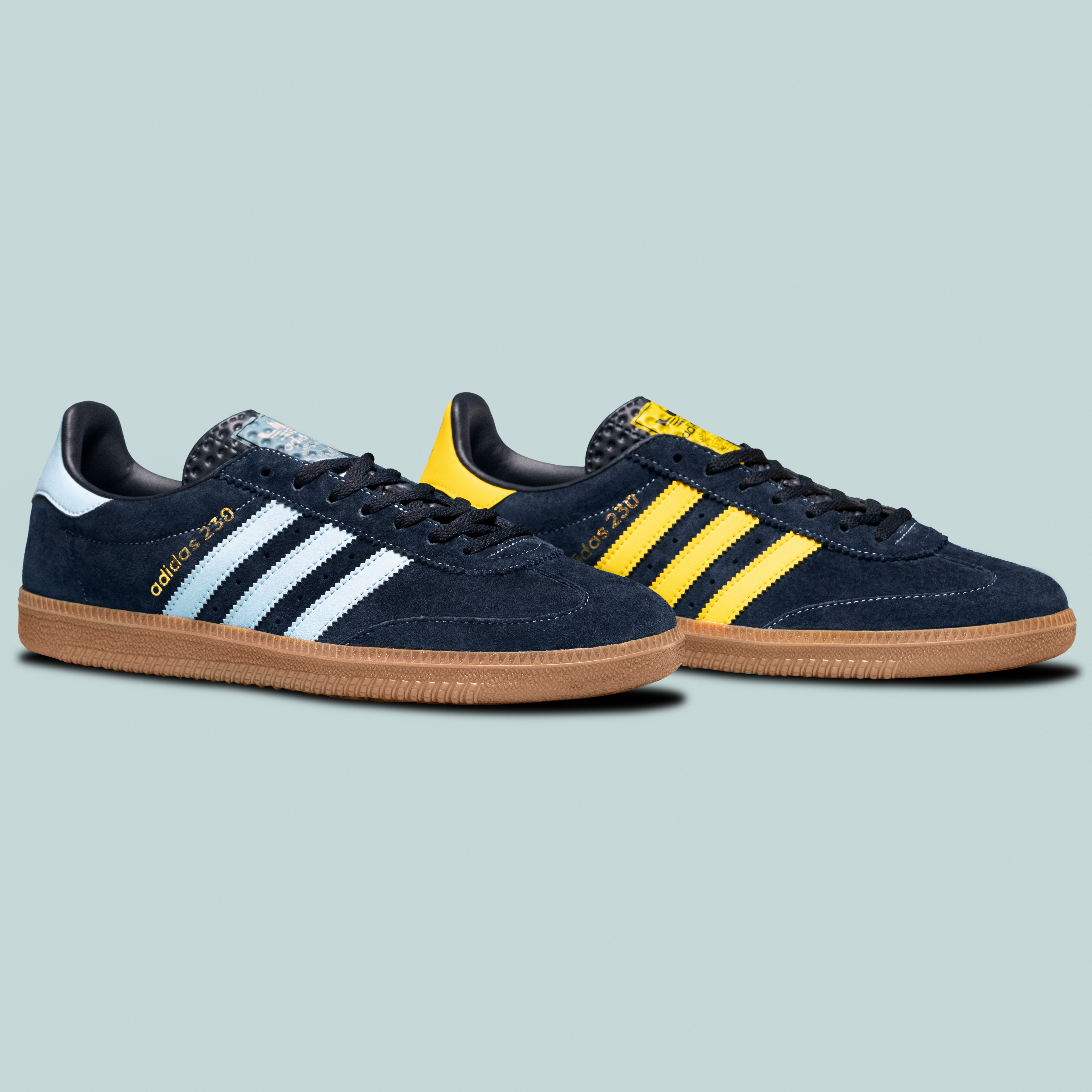 We're bringing back the adidas Originals AS 230 in two OG colourways