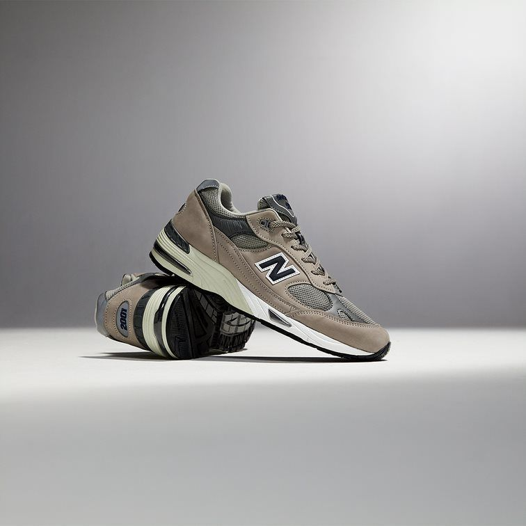 New Balance celebrates 20-years of the Made In UK 991