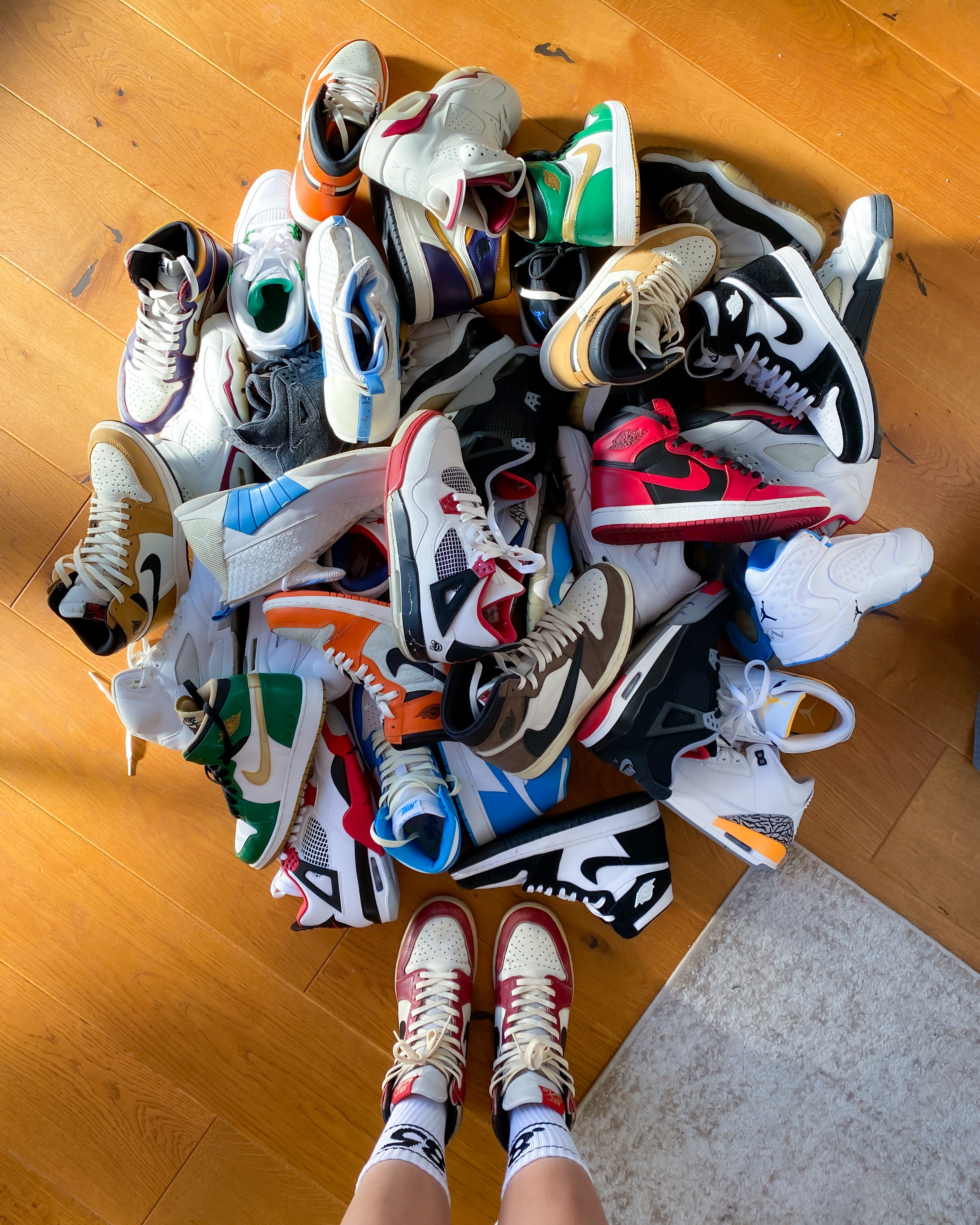 size? collections – Giulia Zed  – co-founder of sneakersisterhood