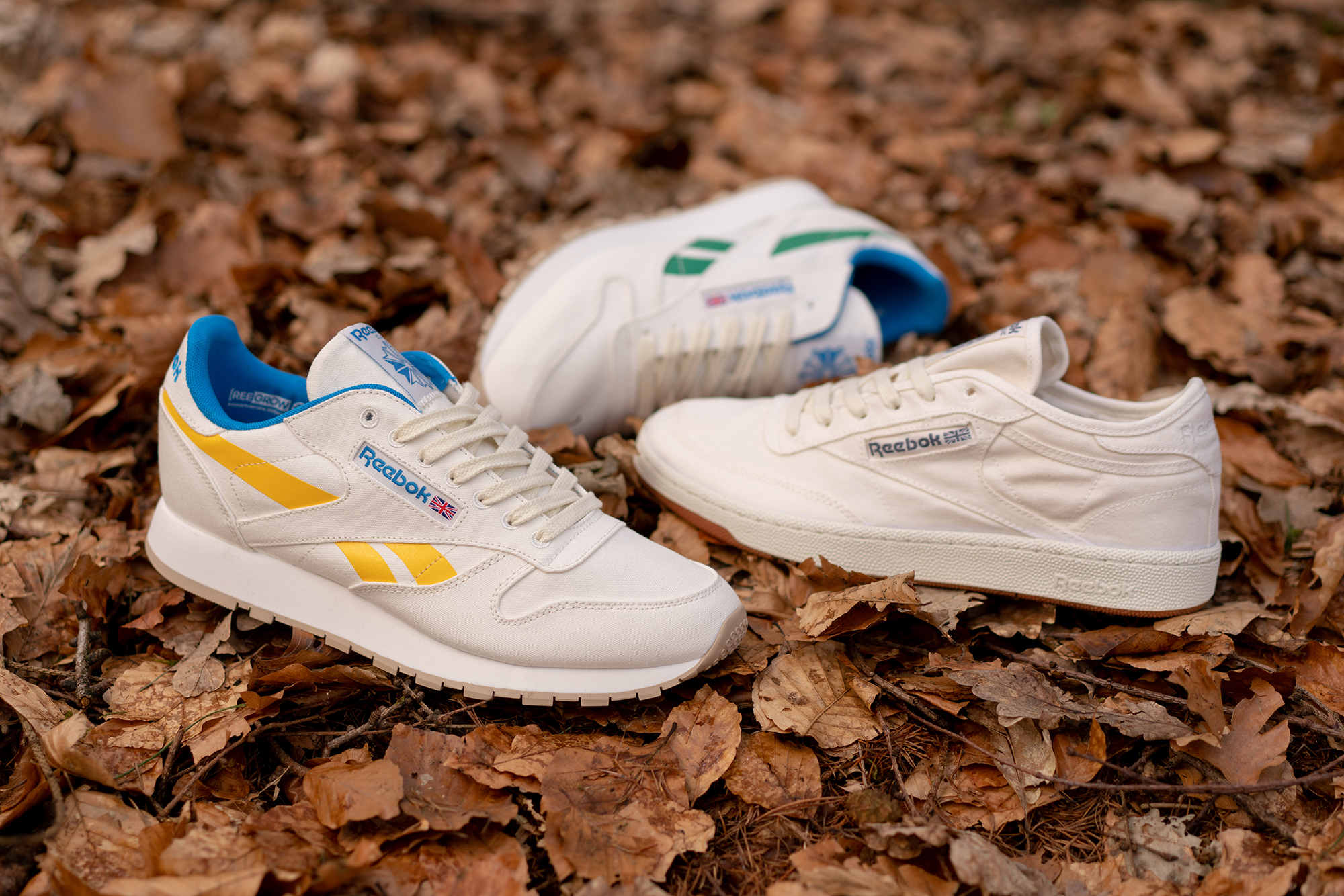 Reebok goes sustainable with its [REE]GROW pack