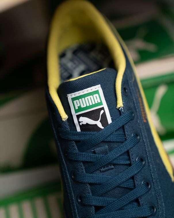 The PUMA Mallorca is a must-have terrace-inspired silhouette