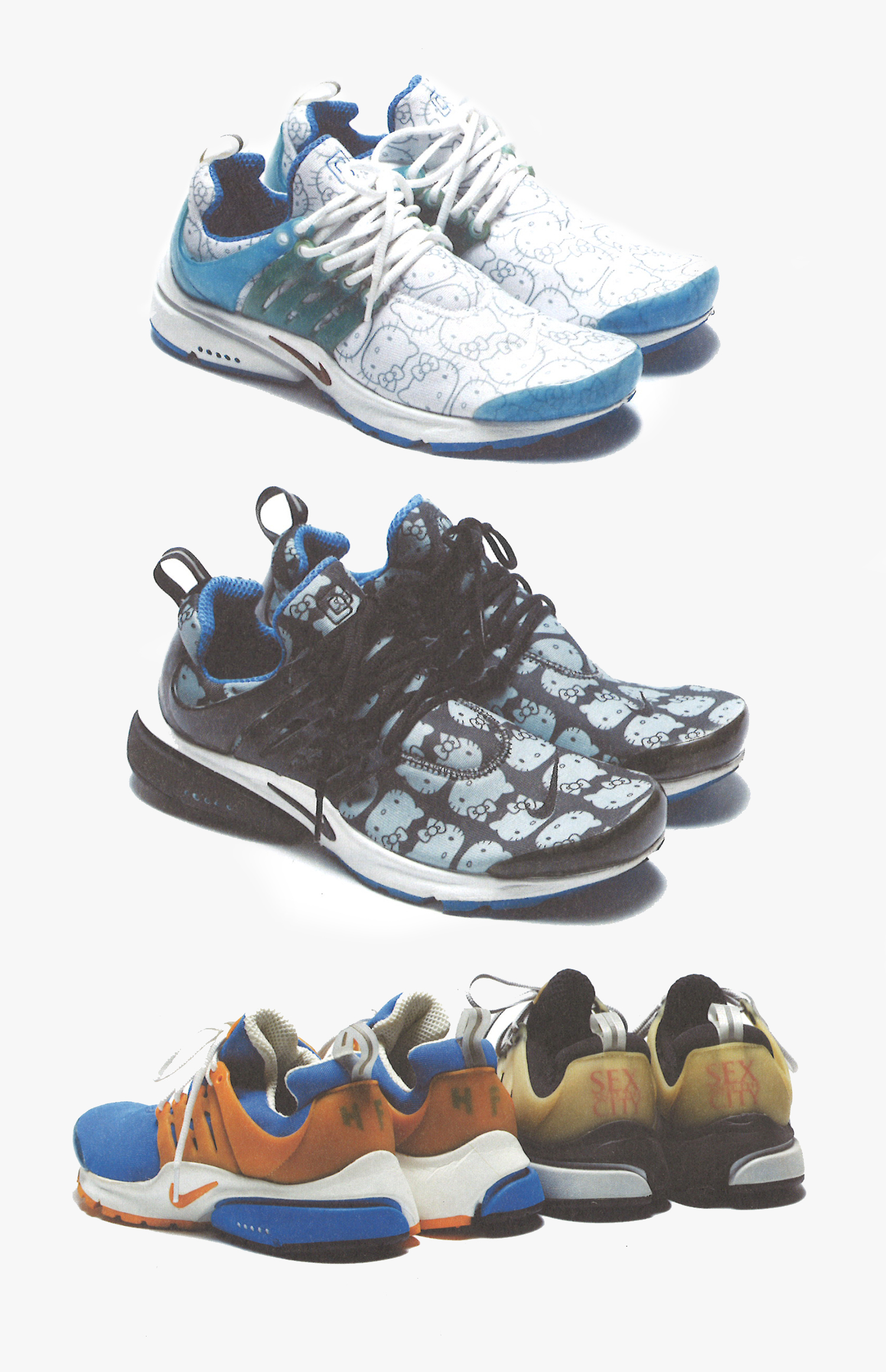 Learn some more about the Nike Air Presto