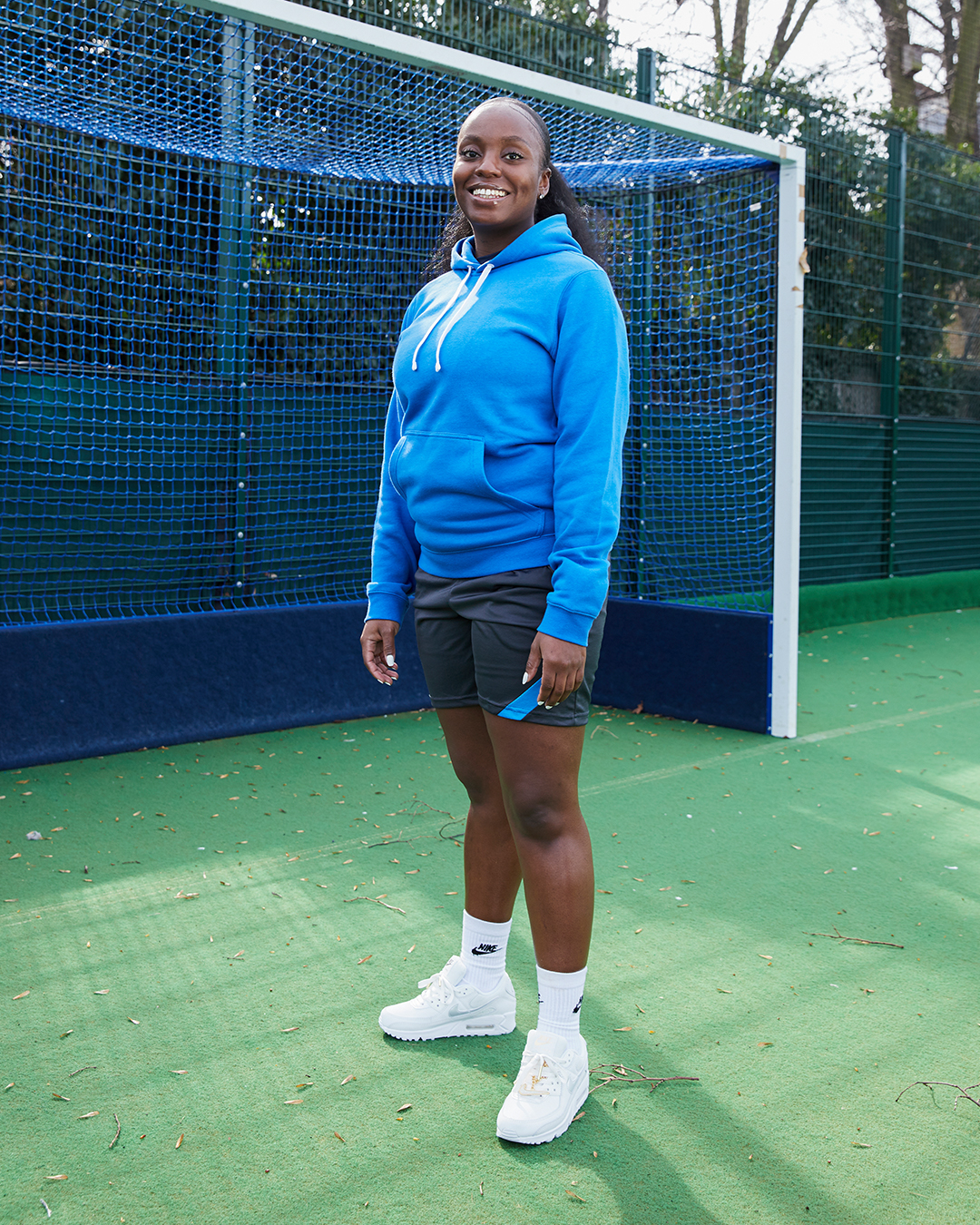 Shanice is a PE Teacher that is pioneering female inclusion in the culture – she's also a big Air Max fan