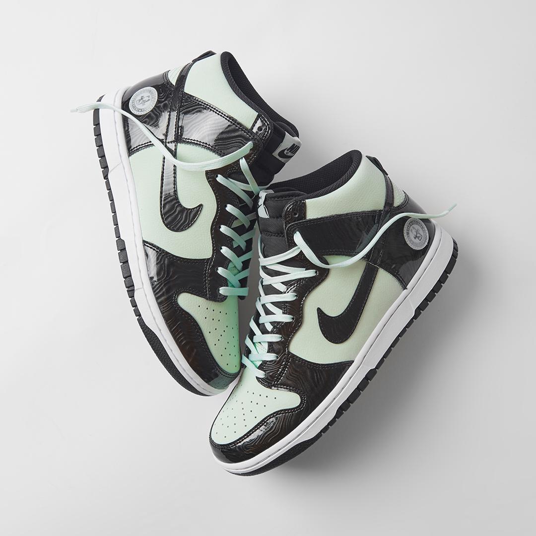 Nike Dunk High All-Stars