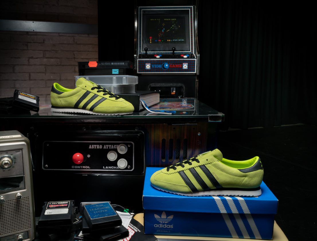 The adidas Originals Zurro – size? Exclusive drops in a new colourway