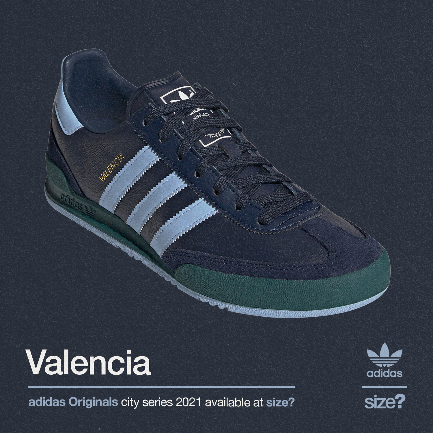 The adidas Originals Valencia is back once more - size? blog