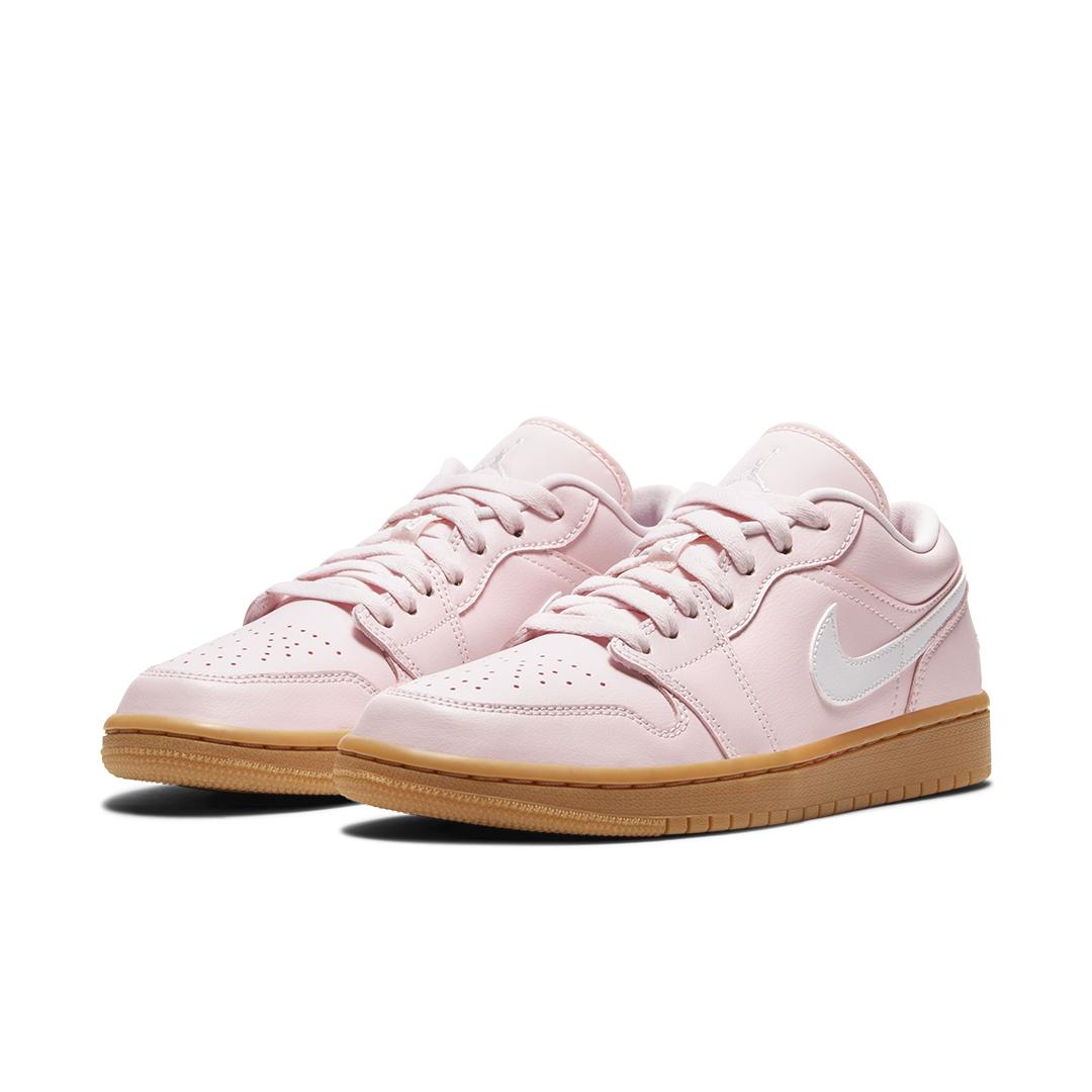 Take a look at the Air Jordan 1 Low 'Arctic Pink'
