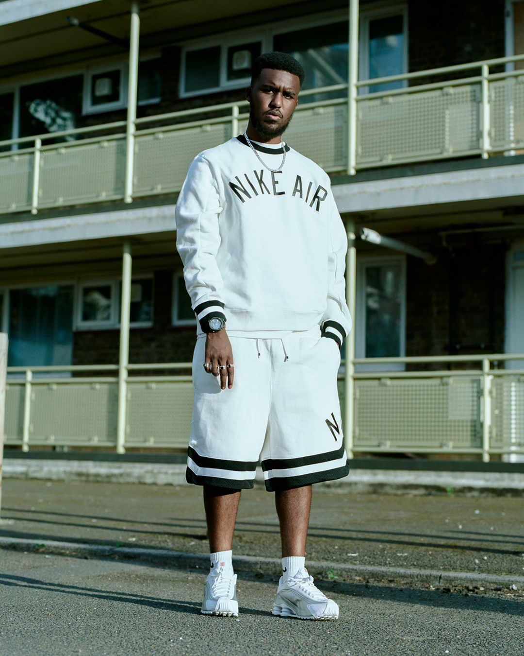 size? podcast x Rinse: Featuring Novelist, SBK and Sharky Major