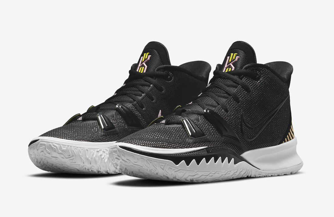 Check out the Nike Kyrie 7 'Ripple Effect'